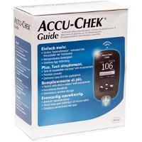 ACCU-CHEK GUIDE KIT MG/DL