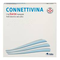 CONNETTIVINA*10GARZE 2MG 10x10