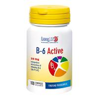 LONGLIFE B6 ACTIVE 20MG 100CPR